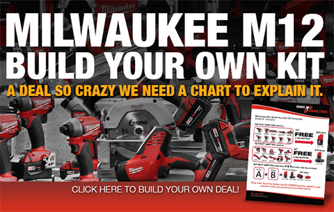 Milwaukee M12 Kits