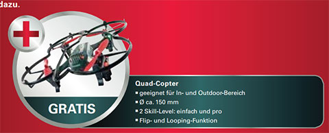 Metabo Drone