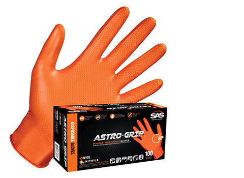 AstroGrip Disposable Gloves