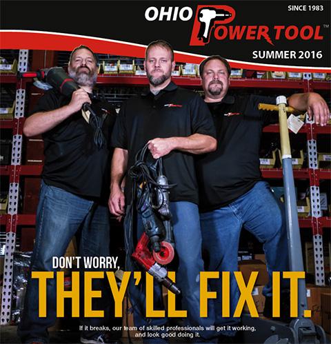 Ohio Power Tool Repairs