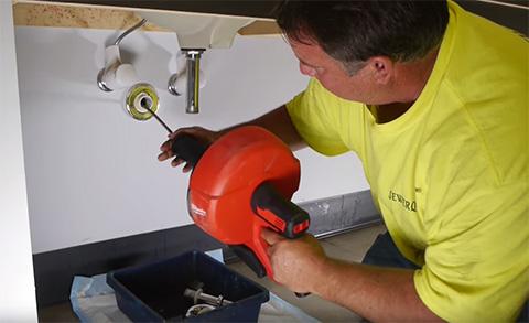 Milwaukee Drain Cleaner