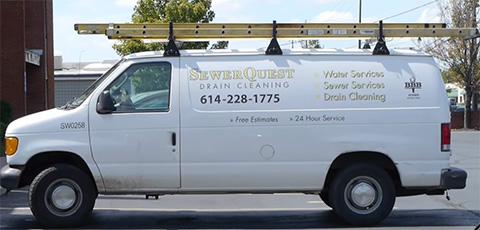 Sewer Quest Columbus