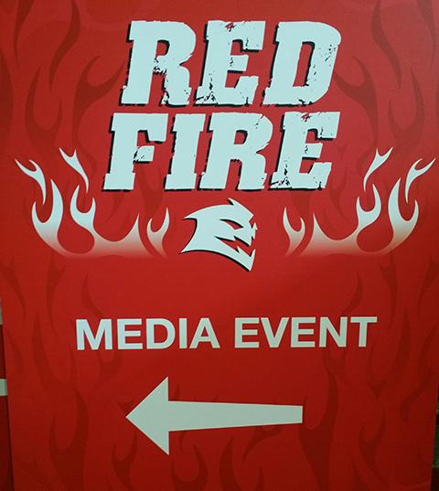 Diablo Red Fire