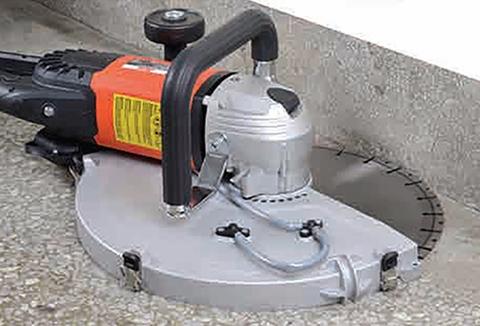 """16"""" Flush Cut Saw Concrete"""
