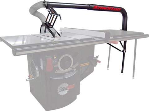 SawStop Dust Collection