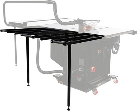 SawStop Outfeed Table