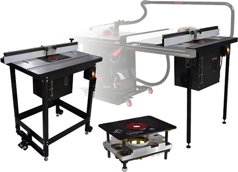 Router Tables SawStop
