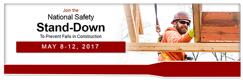 Safety Stand Down Week