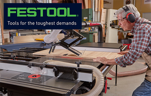 Festool Acquires SawStop