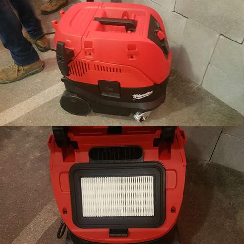 Milwaukee Dust Extraction Vacuums