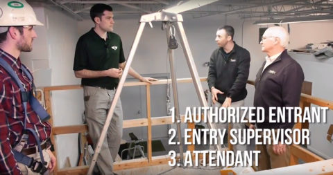 Safex Confined Space Training