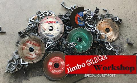 Diamond Wheels Jimbo Slice Post