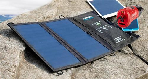 Milwaukee M12 Solar Panel