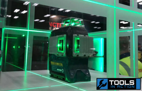 Bosch 12v Green Line Laser