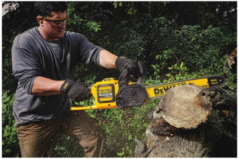 Flexvolt Chain Saw