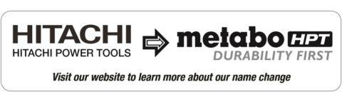 Metabo HPT Logo