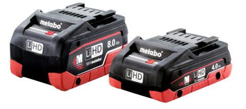 Metabo LiHD 8.0Ah