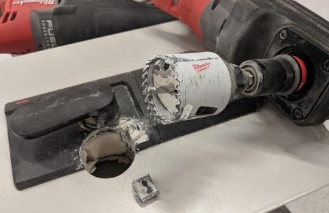 Carbide HoleDozer