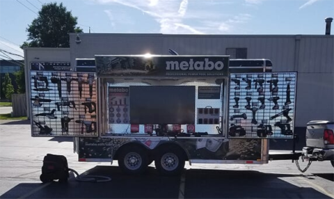 Metabo Trailer Event