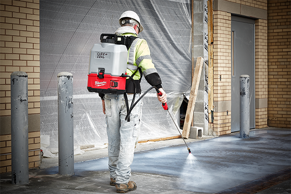 M18 Concrete Sprayer
