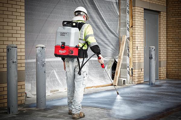 M18 Concrete Sprayer