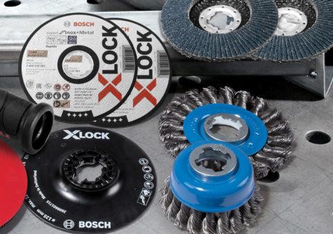 X-Lock Accessories