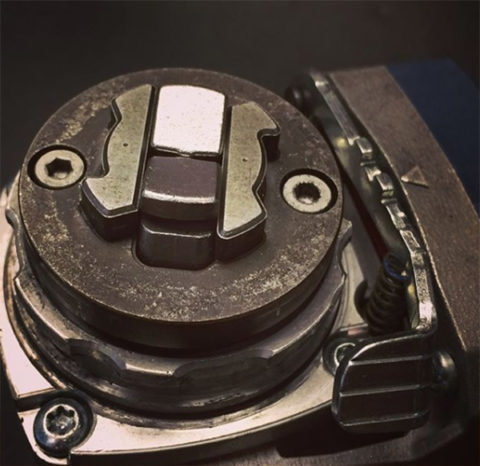X-Lock Mechanism