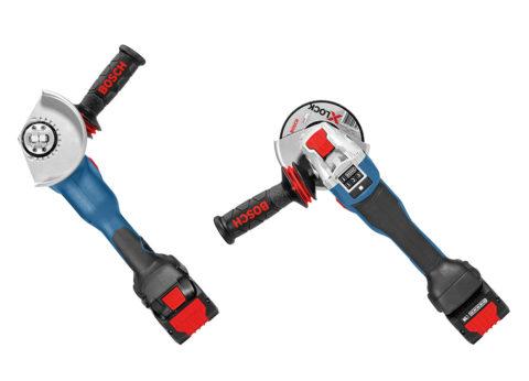 Bosch X-Lock Grinders