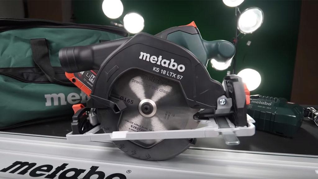 Metabo 18V Circular Saw
