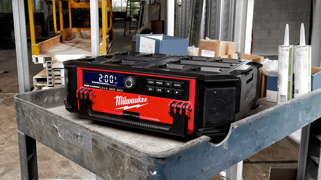 PACKOUT M18 Radio Charger 2950