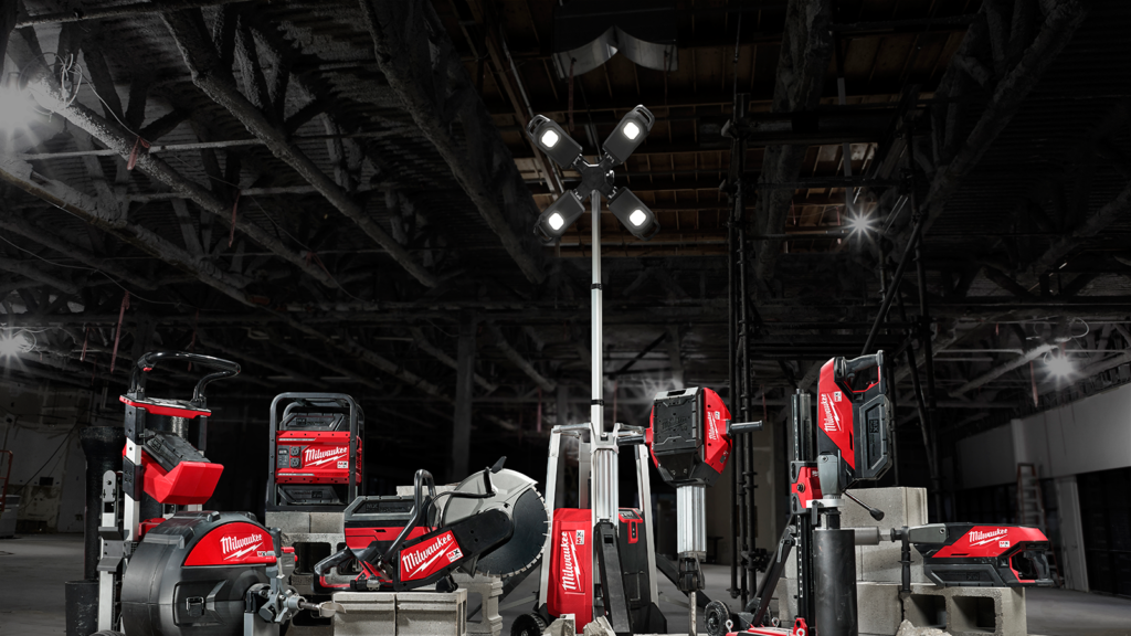 Milwaukee MX Cordless Tools