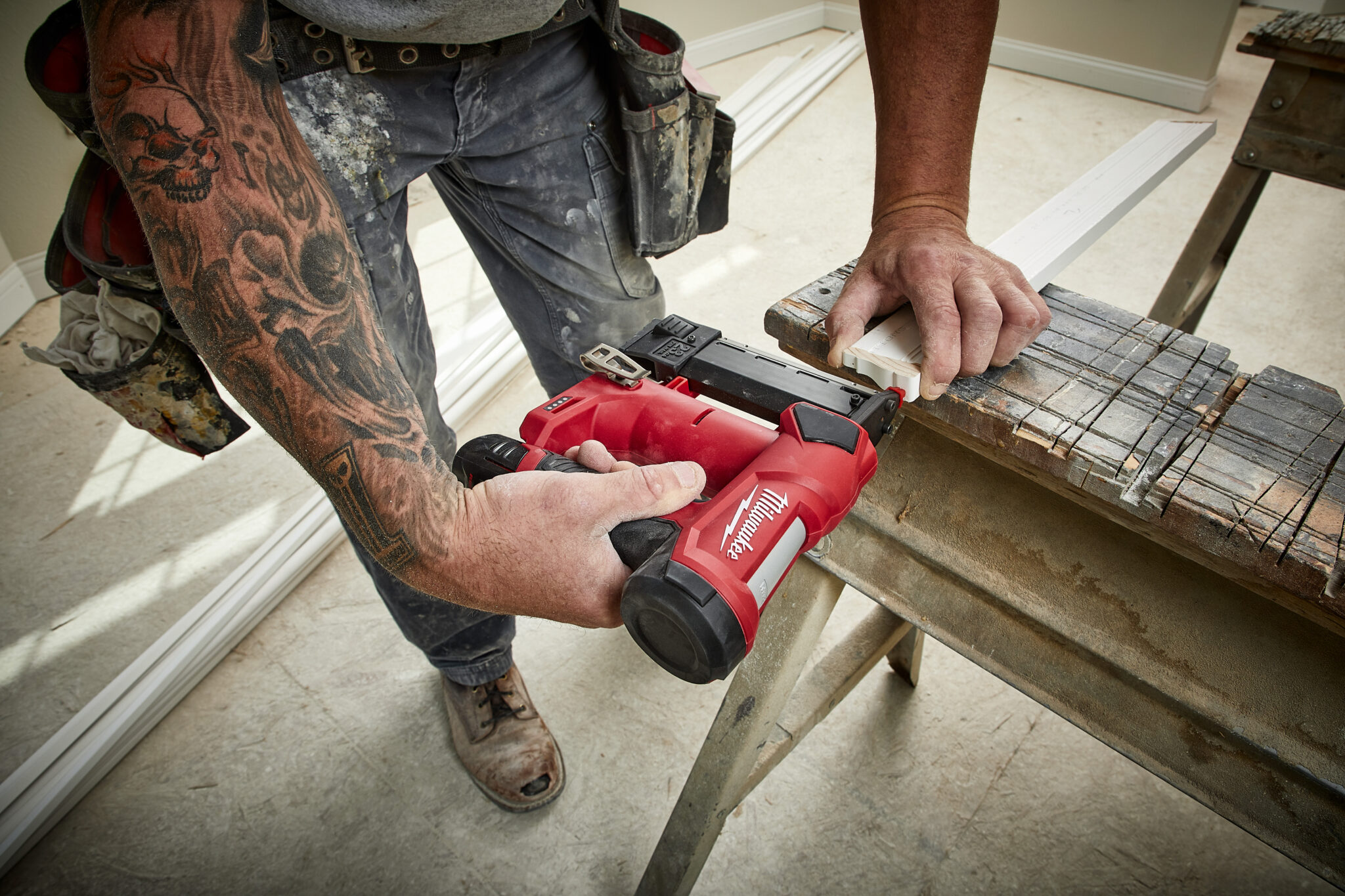 If you don't Pre-Order, you may miss out. The Milwaukee M12 23Ga Pin Nailer is here!