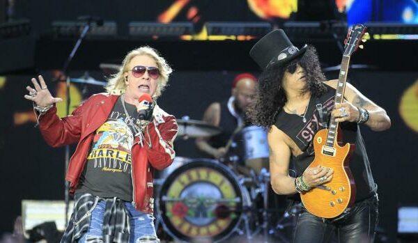 Guns N' Roses actuará en Sevilla la próxima primavera