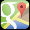 find us icon google maps blue thimble
