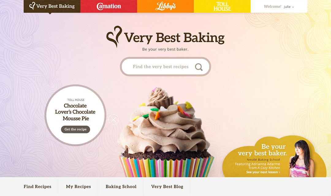 Very Best Baking by Nestle
