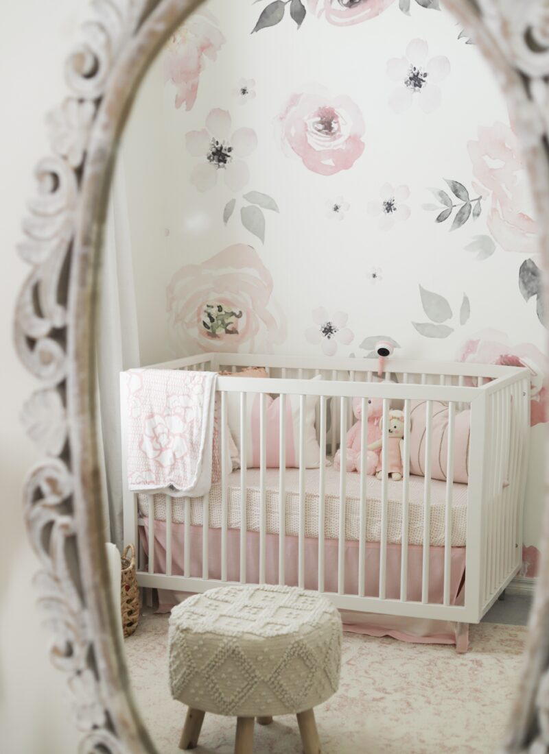 Isla's Nursery Reveal