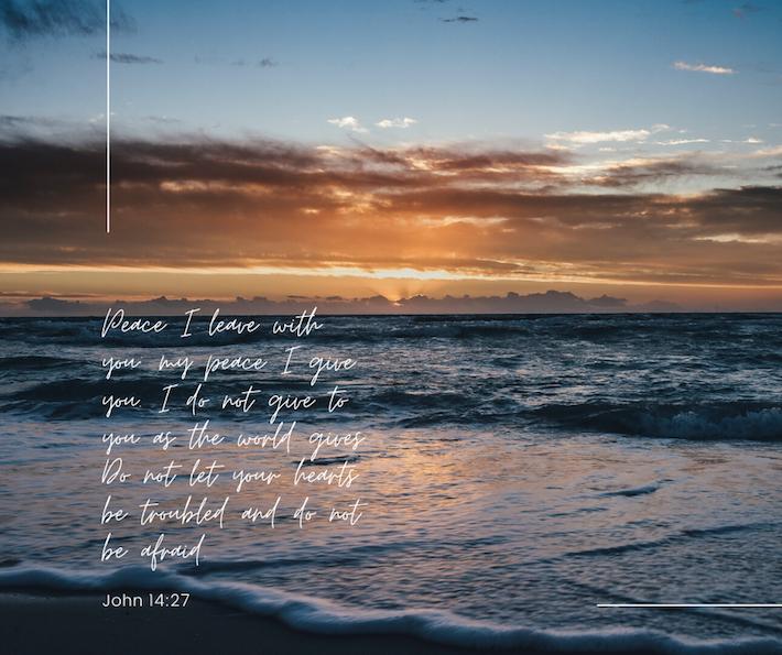 Six Verses On God's Peace