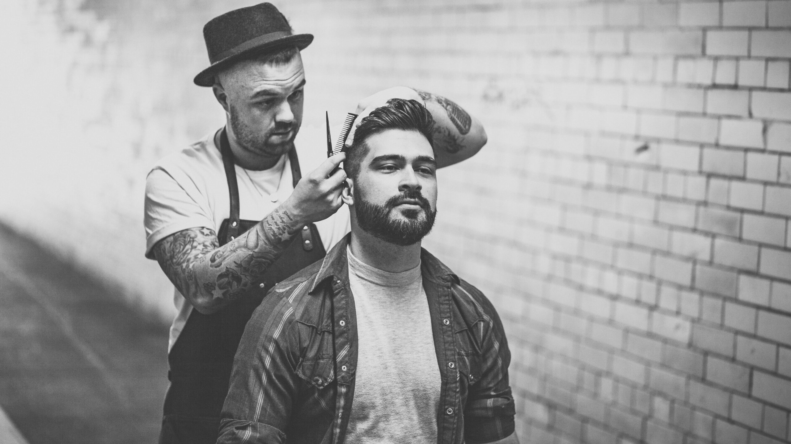 Black Market Barbers and Answers
