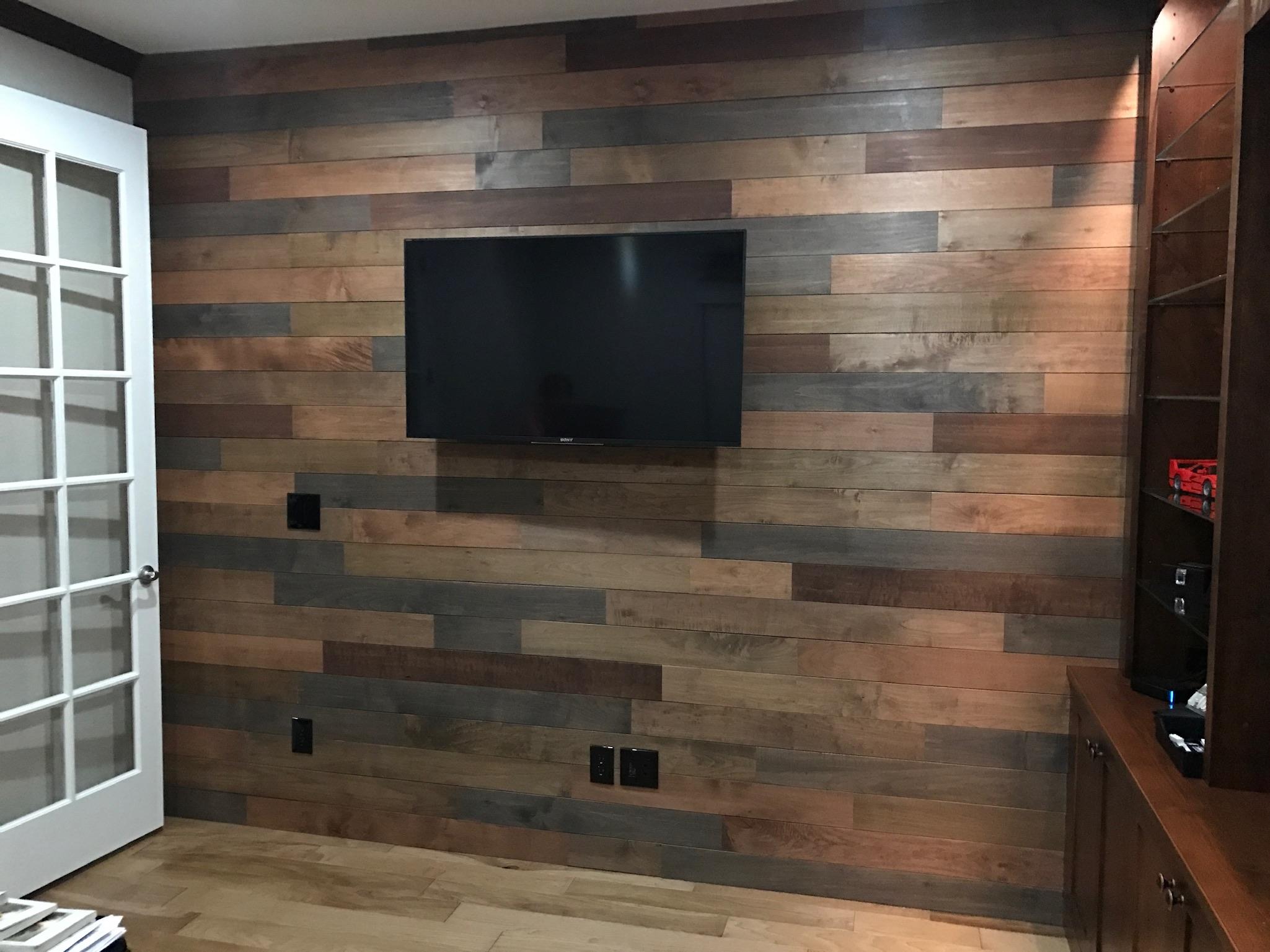 wall paneling 6