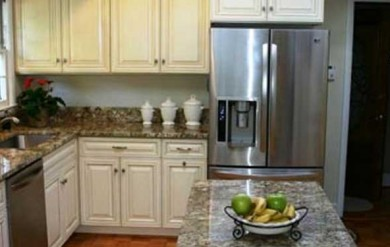 kitchen remodeling by the charlotte nc remodeling company contractor founded by Charles Brown in 1978