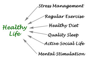 strategies for a healthy life