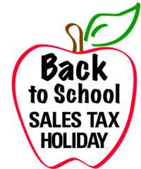 back to school tax free weekend 2018 alabama