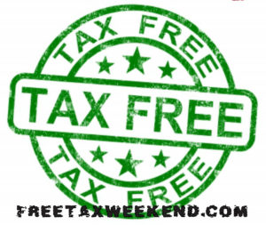 Alabama Tax Free Weekend 2020
