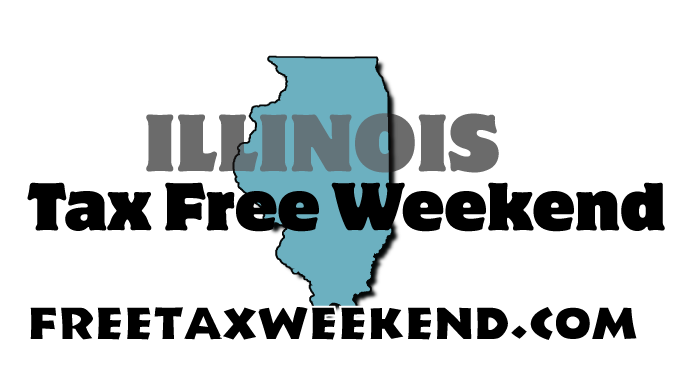 Illinois Tax Free Weekend 2016