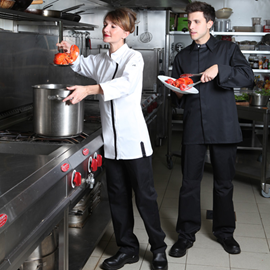 Chef Uniforms & Kitchen Shoes