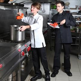 Chef Uniforms & Kitchen Shoes