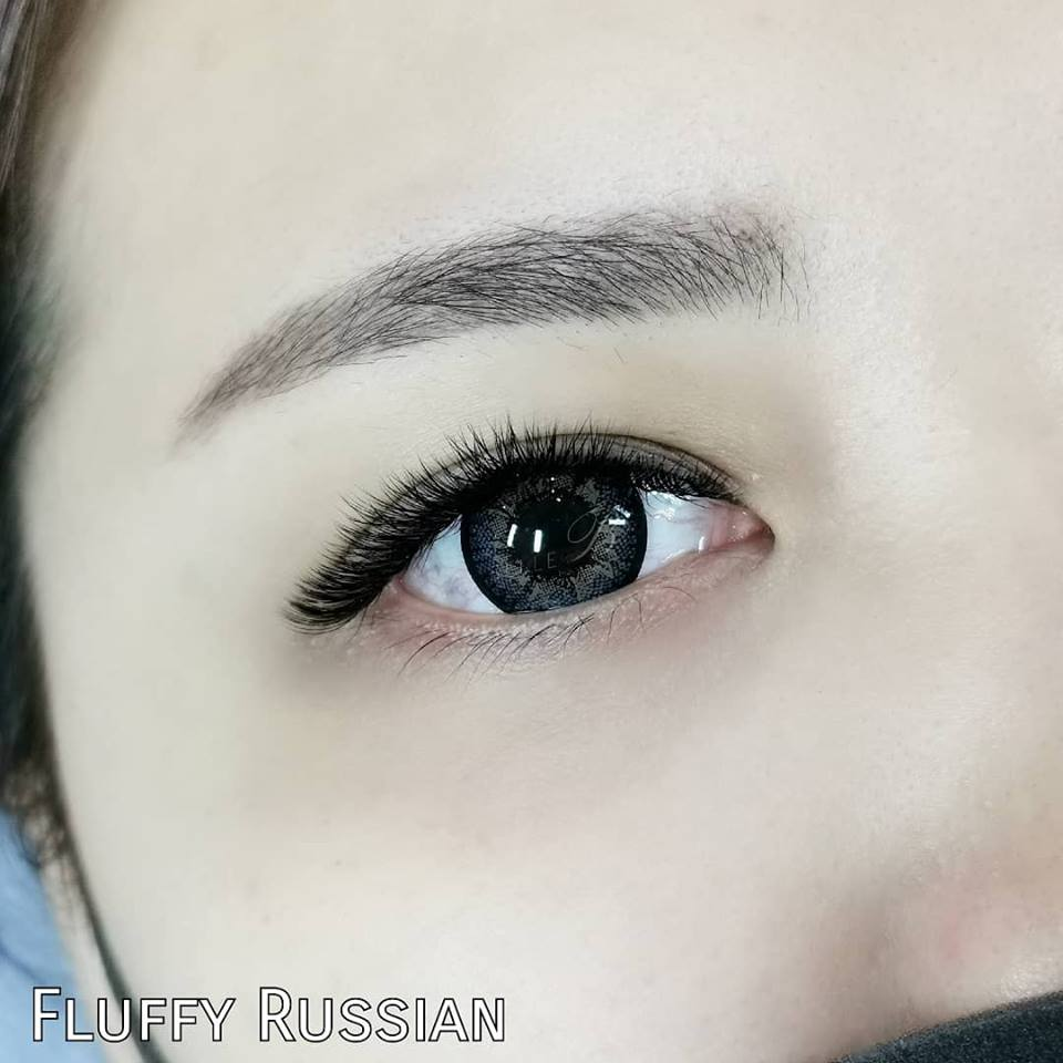Russian Eyelash Extension Singapore