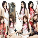 台灣的多人女子團體(5人以上)
