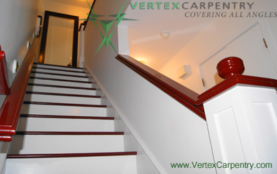 Carpentry Severna Park Quality Carpentry Staircase