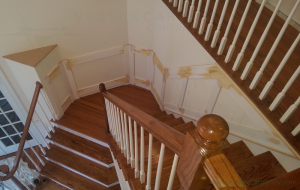 Custom woodwork, craftsmanship, gravitas, woodwork, wood trim, wainscoting